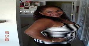 Biancajazmin 61 years old I am from Hollywood/Florida, Seeking Dating Friendship with Man