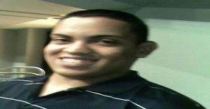 Giovamvp 34 years old I am from Jacksonville/Florida, Seeking Dating Friendship with Woman