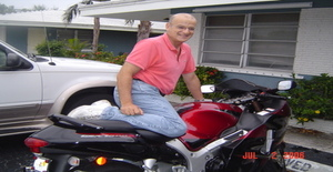 Alegar1 60 years old I am from West Palm Beach/Florida, Seeking Dating Friendship with Woman