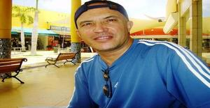 Danielcuba 48 years old I am from Hollywood/Florida, Seeking Dating Friendship with Woman