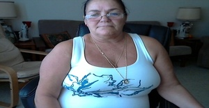 Normita02 61 years old I am from Madison/Wisconsin, Seeking Dating with Man